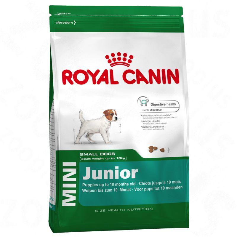 Корм royal canin junior large dog