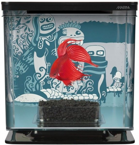 Аквариум Хаген Betta Kit Wild Things 2л