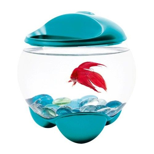 Аквариум Тетра Betta Bubble шар 1,8л д/петушков с