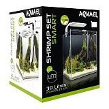 Аквариум Акваэль SHRIMP SET SMART LED PLANT ll 30 черный (30 л)